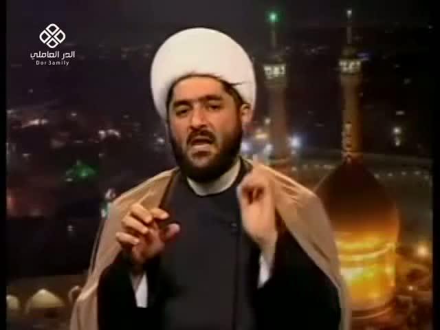 لماذا لُقب الإمام الكاظم كاظماً ج2