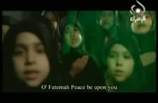 زهراء ام الحسين (ع )